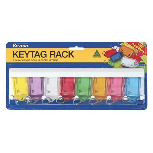 Portetichete Chei 8/Rack Kevron ID5