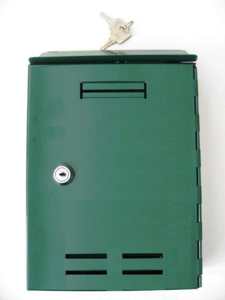 Cutie Scrisori Standard Verde