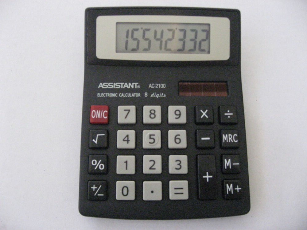 Calculator Birou 8 Digiti