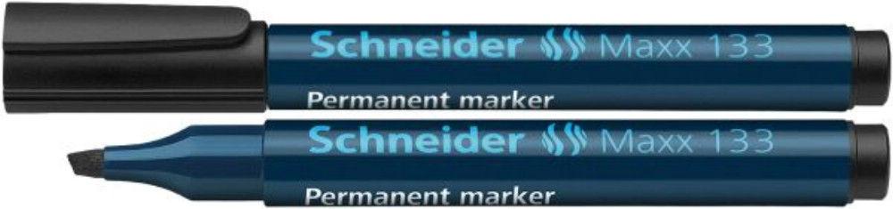 Permanent Marker Schneider 1-5mm 133 Negru