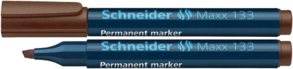 Permanent Marker Schneider 1-5mm 133 Maro