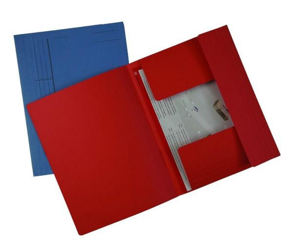 Dosar Carton Color Plic Albastru