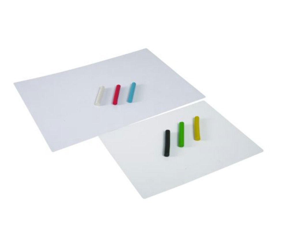 Plansa Plastic pentru Modelat Plastilina A3