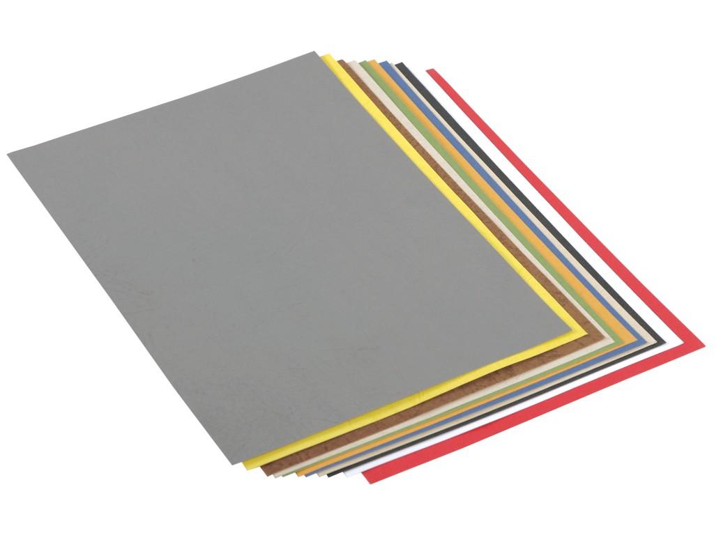 Coperta Carton A4 Imitatie Piele Diverse Culori